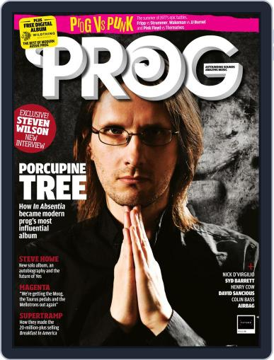 Prog Magazine (Digital) July 10th, 2020 Issue Cover