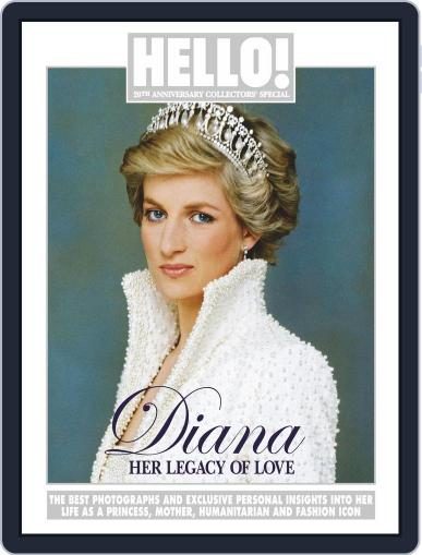 Diana - Her Legacy of Love Magazine (Digital) June 20th, 2017 Issue Cover