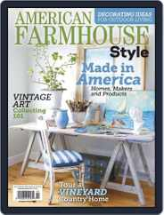 American Farmhouse Style Magazine (Digital) Subscription August 1st, 2020 Issue