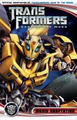 Transformers 3 Movie Adaptation - Dark of the Moon Magazine (Digital) Subscription April 1st, 2012 Issue