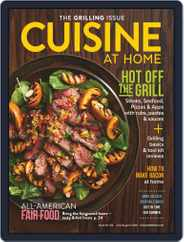 Cuisine at home Magazine (Digital) Subscription July 1st, 2020 Issue