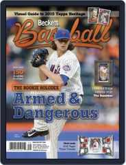 Beckett Baseball Digital Magazine Subscription May 1st, 2015 Issue