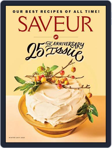 Saveur Magazine (Digital) Cover
