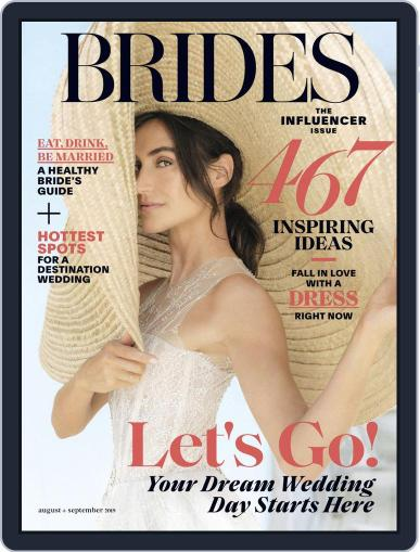 Brides (Digital) Cover