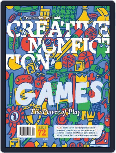 Creative Nonfiction Magazine (Digital) Cover