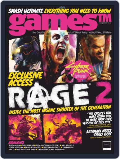 GamesTM (Digital) Cover