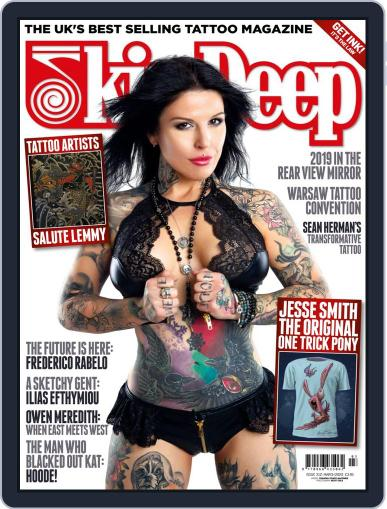 Skin Deep Tattoo (Digital) Cover