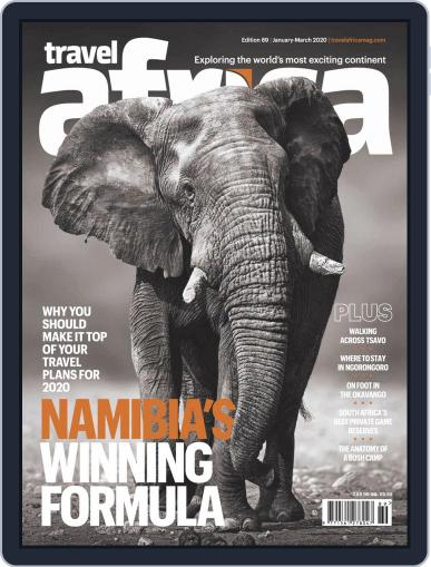 Travel Africa Magazine (Digital) Cover
