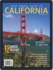 Travel Guide To California Magazine (Digital) Subscription