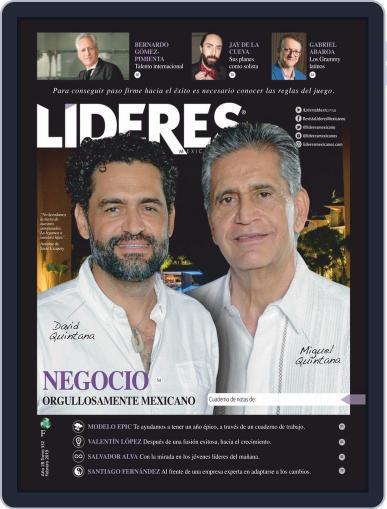 Líderes Mexicanos Magazine (Digital) Cover