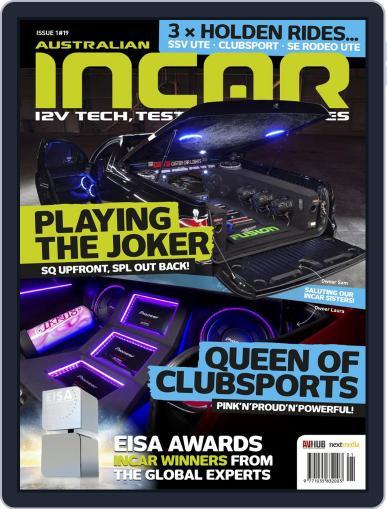 InCar Entertainment Magazine (Digital) Cover