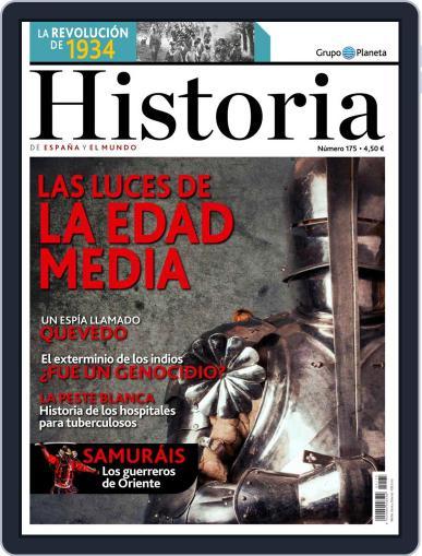 Historia de España y el Mundo (Digital) Cover