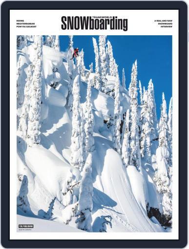 Transworld Snowboarding (Digital) Cover