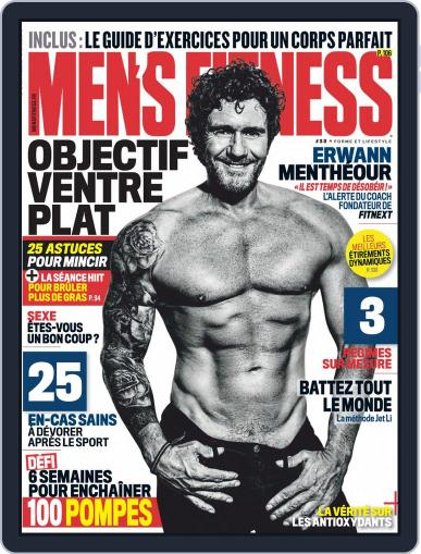 Men's Fitness - France (Digital) Cover