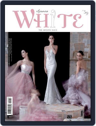 White Sposa Magazine (Digital) Cover