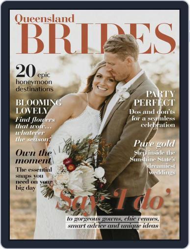 Queensland Brides Magazine (Digital) Cover