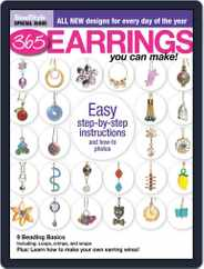 365 Earrings Vol.2 (Digital) Subscription March 22nd, 2013 Issue