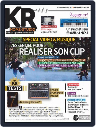 KR home-studio Magazine (Digital) Cover