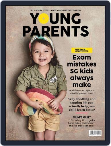 Young Parents (Digital) Cover