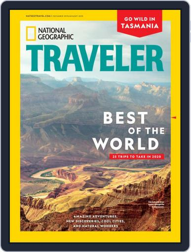 National Geographic Traveler (Digital) Cover