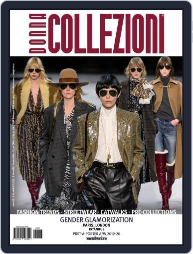 Collezioni Donna (Digital) Cover