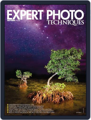 Shutterbug's Expert Photo Techniques (Digital) September 1st, 2014 Issue Cover