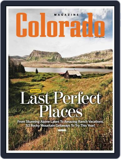 Colorado (Digital) Cover
