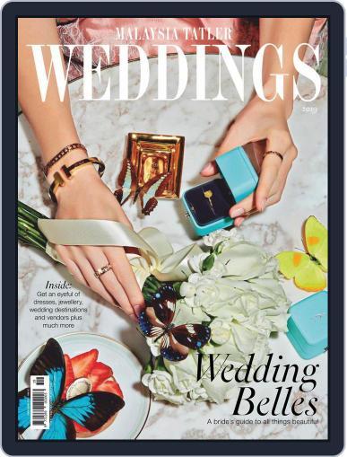 Malaysia Tatler Weddings Magazine (Digital) Cover