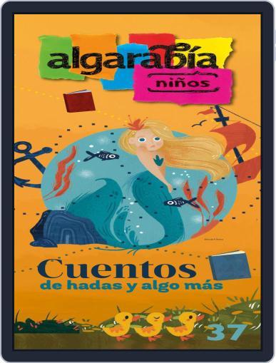 Algarabía Niños Magazine (Digital) Cover