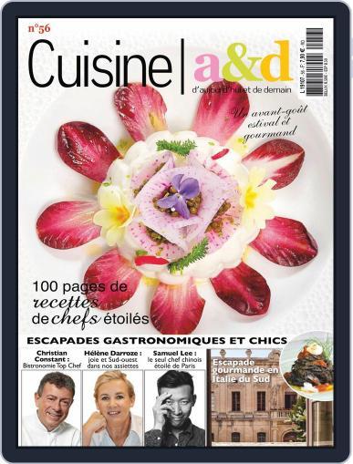 Cuisine A&D Magazine (Digital) Cover