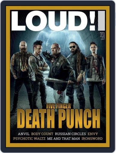 LOUD! Magazine (Digital) Cover
