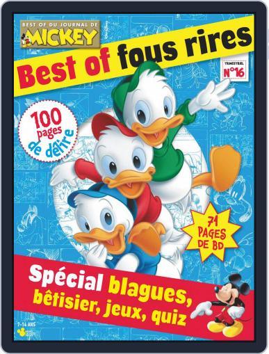 Le Journal de Mickey Hors-Série Best Of (Digital) Cover