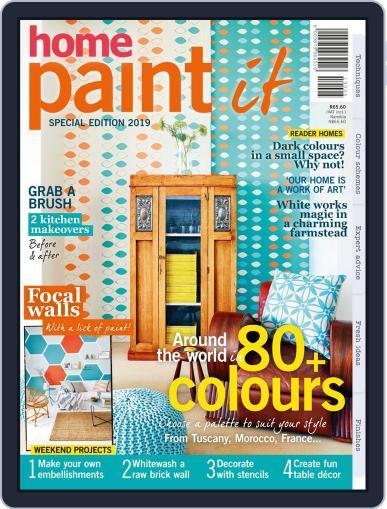 Home Paint It Magazine (Digital) Cover