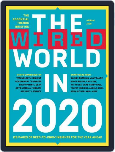 The Wired World Magazine (Digital) Cover