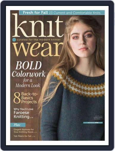 knit.purl Magazine (Digital) Cover