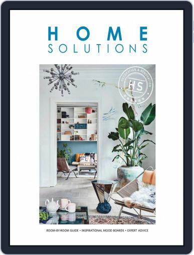 Home Solutions Magazine (Digital) Cover