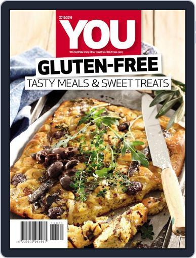 YOU Gluten Free Magazine (Digital) Cover