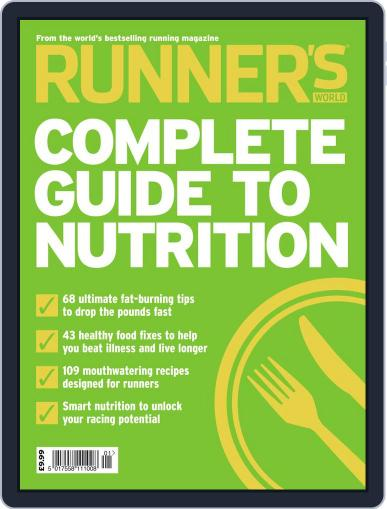 Runner's World Complete Guide to Nutrition Magazine (Digital) Cover