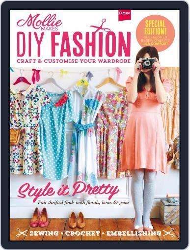 Mollie Makes DIY Fashion Magazine (Digital) Cover