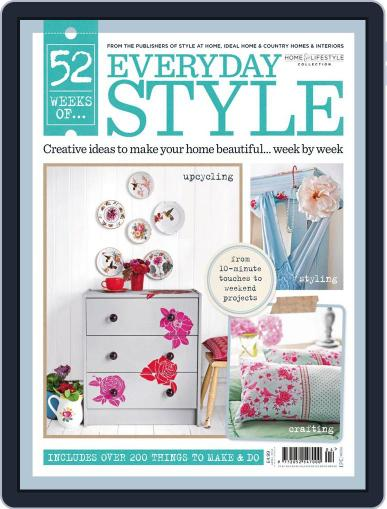 Everyday Style Magazine (Digital) March 5th, 2014 Issue Cover