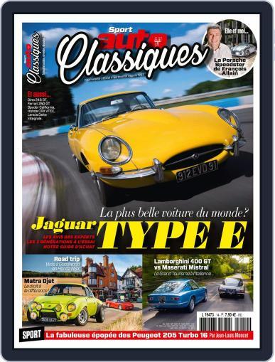 Sport Auto Classiques (Digital) Cover