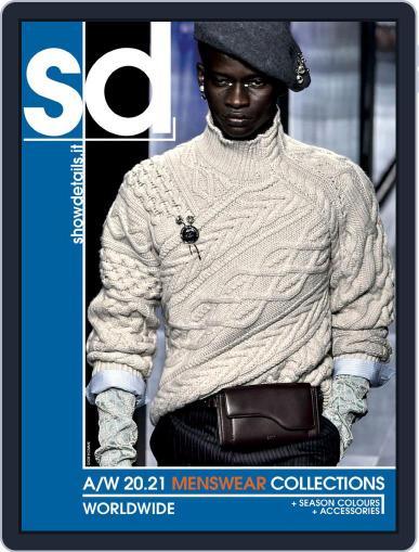 SHOWDETAILS MEN Magazine (Digital) Cover