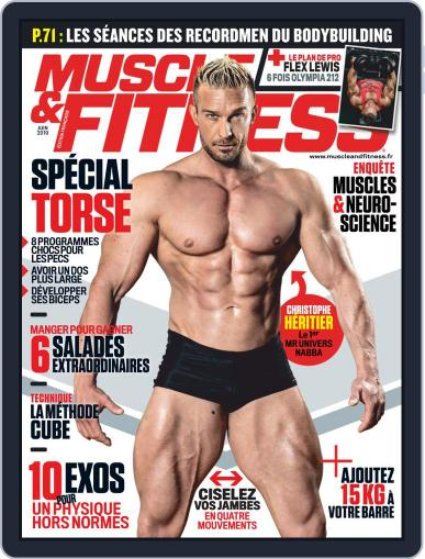 Muscle & Fitness France (Digital) Cover