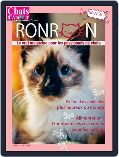 Chats d'Amour Magazine (Digital) Cover