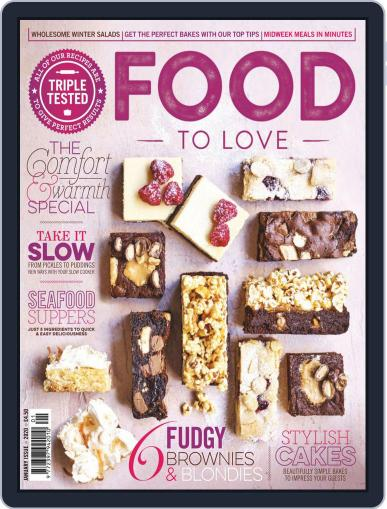 Food To Love (Digital) Cover