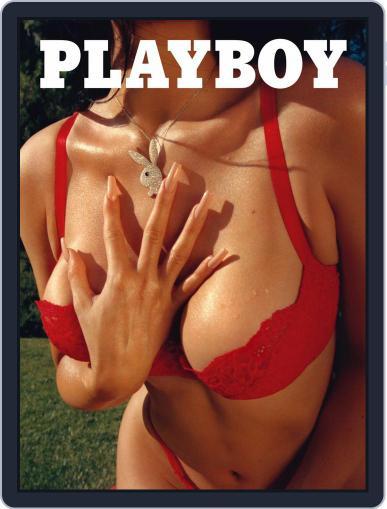 Playboy (Digital) Cover