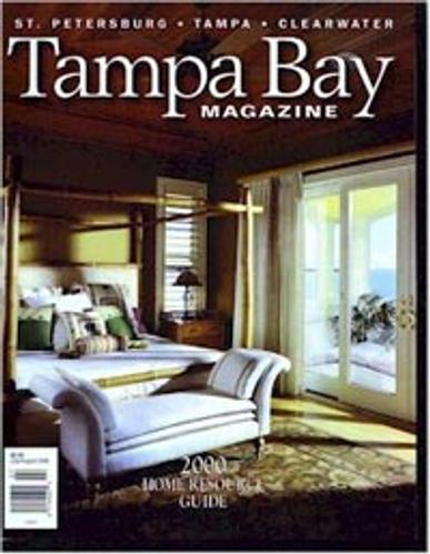 Tampa Bay Magazine Cover