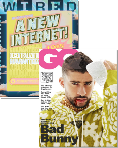 Wired & GQ Bundle Cover