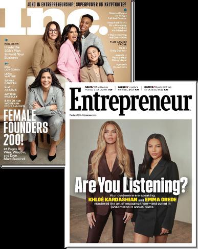 Inc & Entrepreneur Bundle Cover