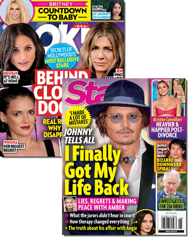 OK! & Star Bundle Cover